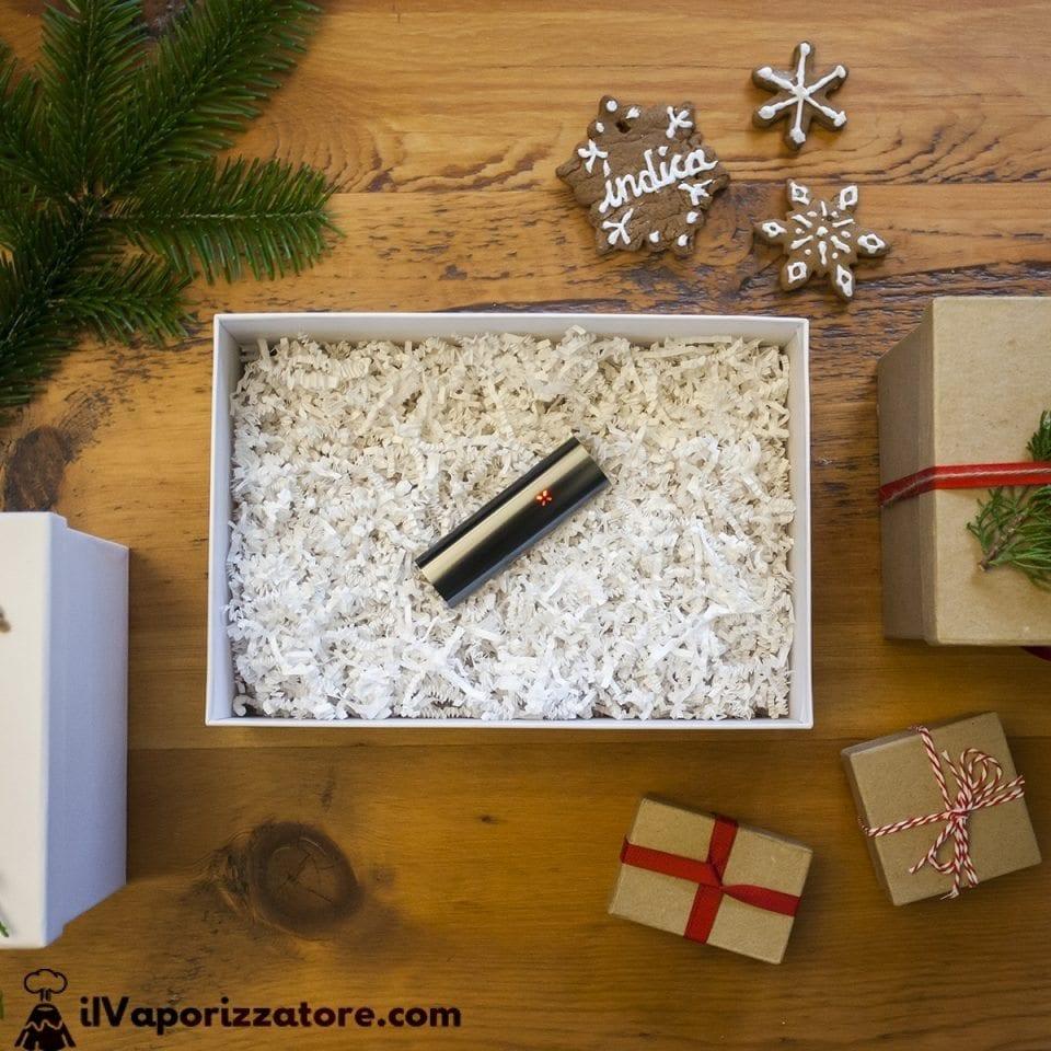 vaporizzatore per erba pax 3 confezione regalo