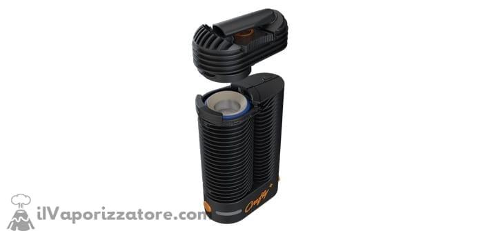 crafty + vaporizzatore camera di vaporizzazione
