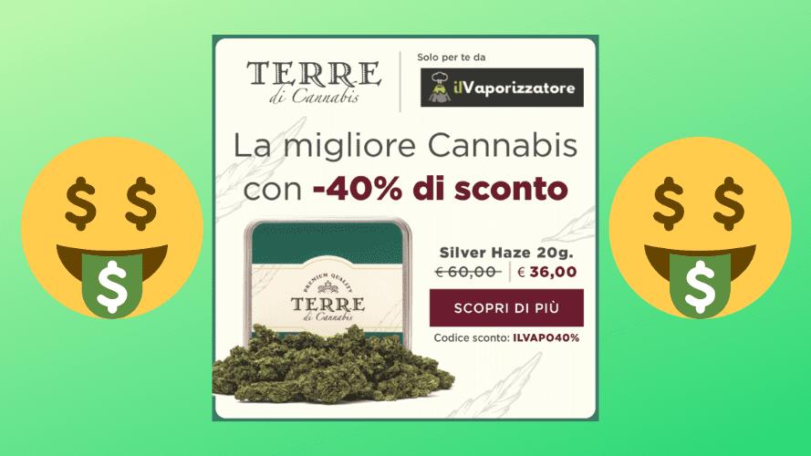 Terre di cannabis - CBD